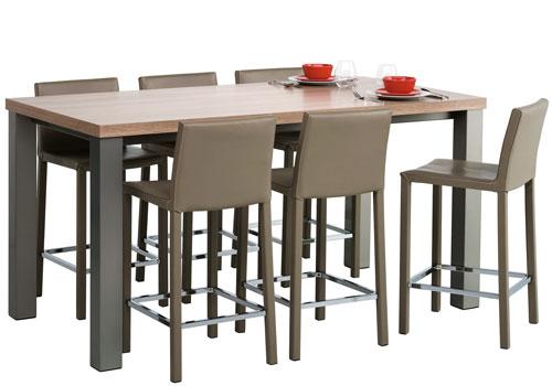 Barstoel gala 80 barstoelen meubelen gies okegem - Cuisin e met bartafel ...