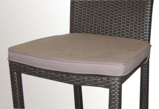 Stoel kussen stoelen meubelen gies okegem for Kussens voor op stoelen